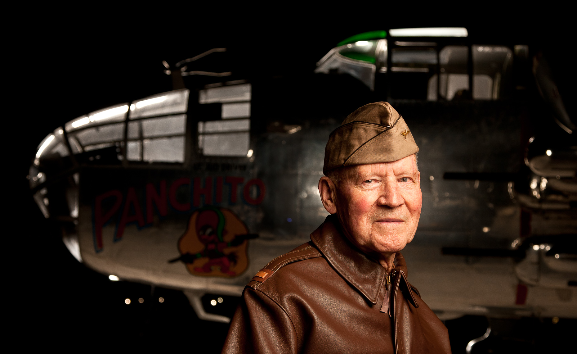 DOOLITTLE RAIDERS DAVID THATCHER B-25 SEALE