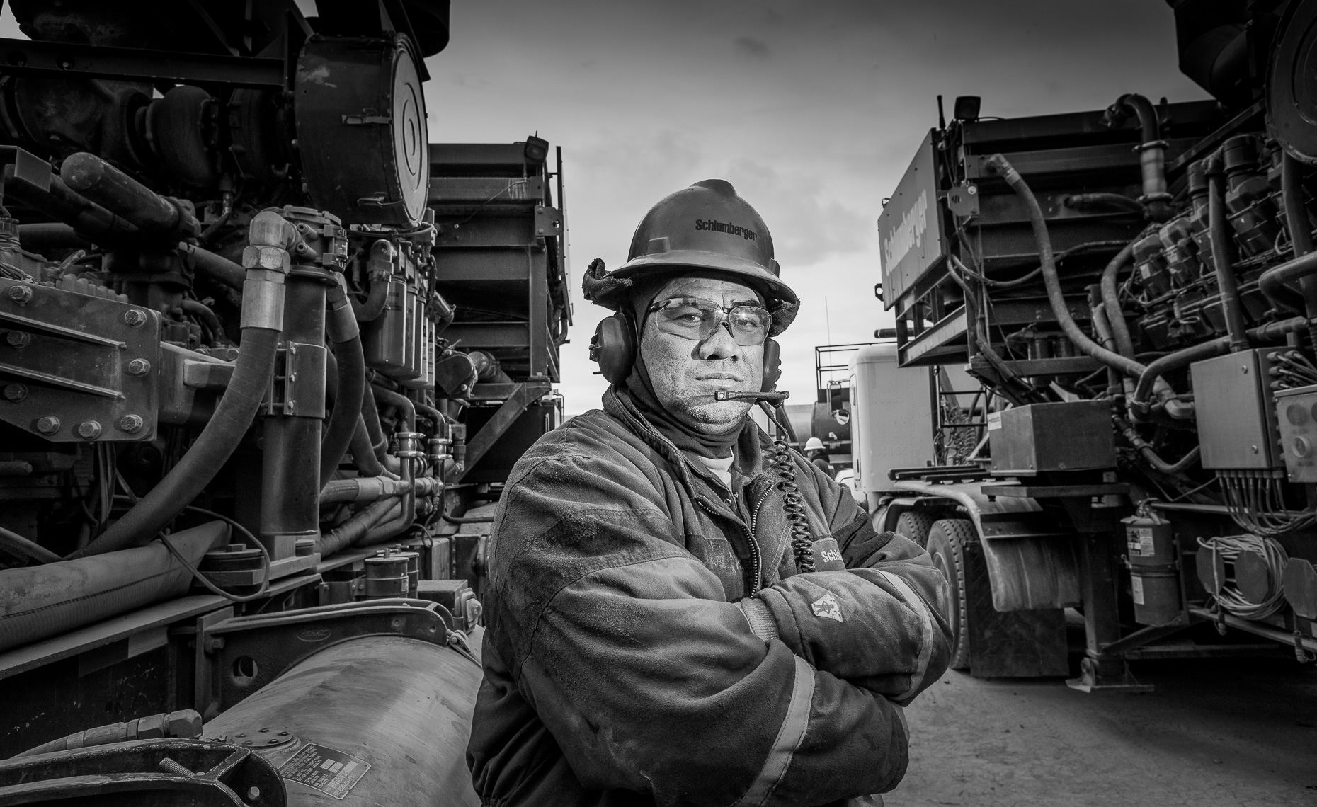 Schlumberger Wyoming FRAC