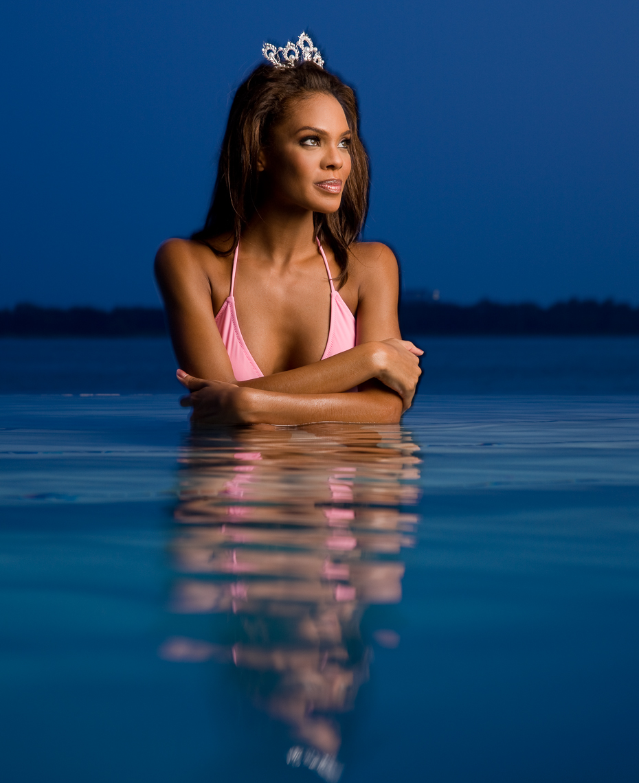 Miss USA Crystle Stewart